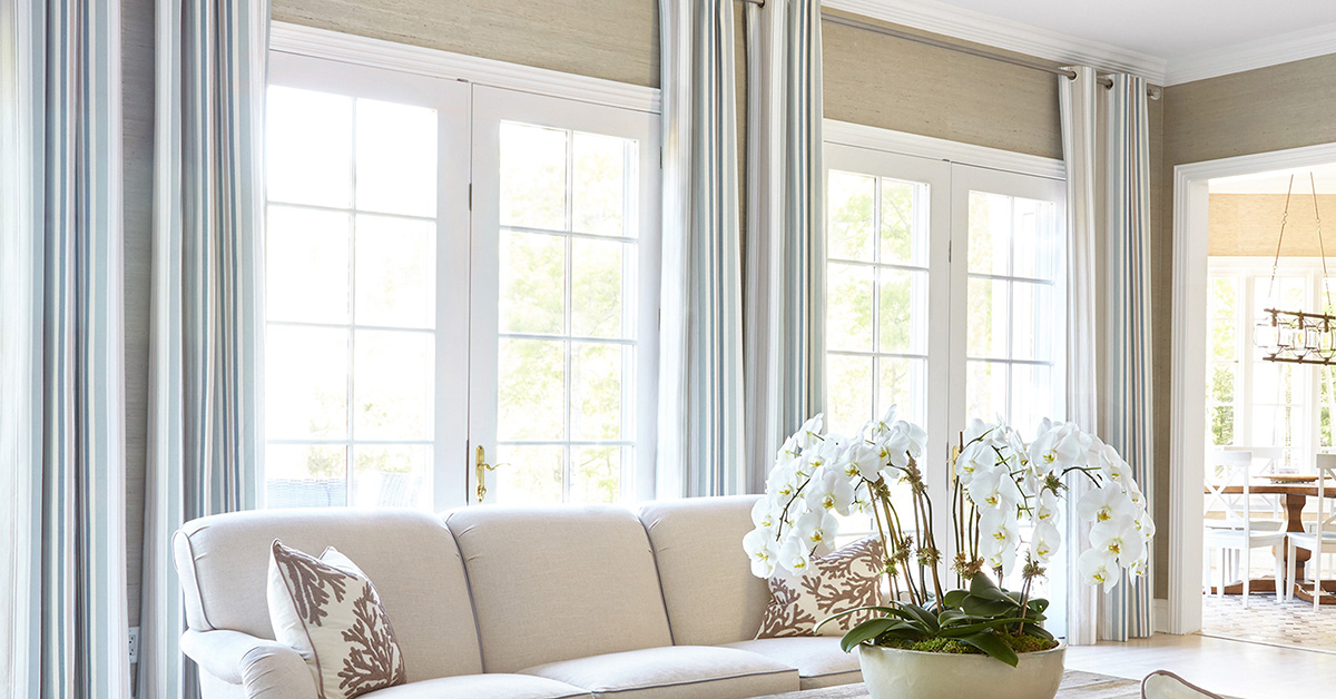 Are you Ready for Luxury Window Treatments?
