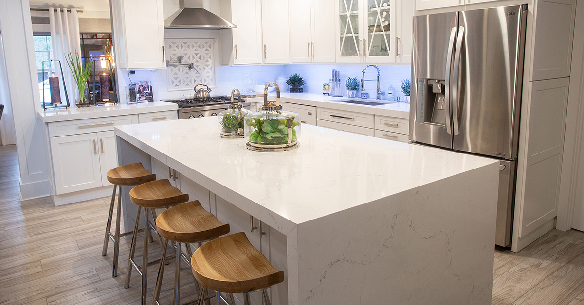 Finishing Touches For Your Kitchen
